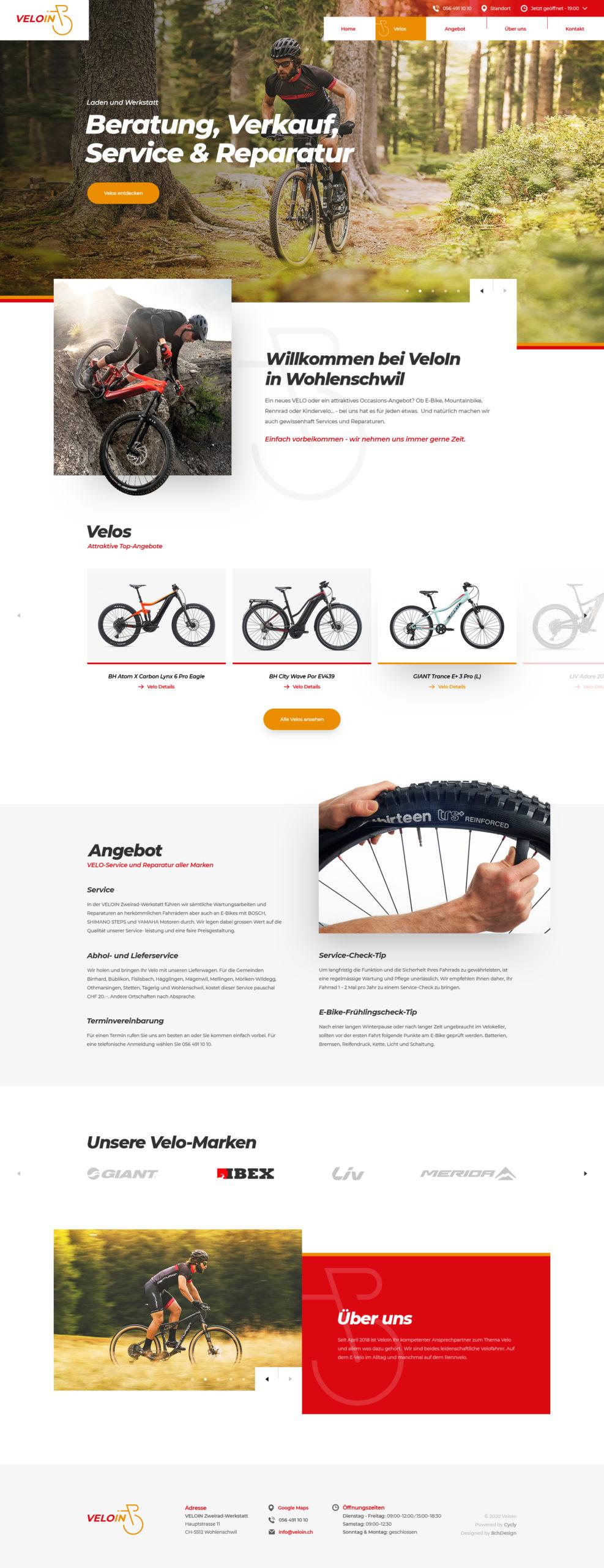 Veloin Webdesign