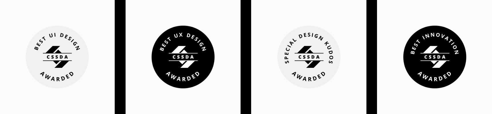 CSS Design Awards - 8chDesign - B+L