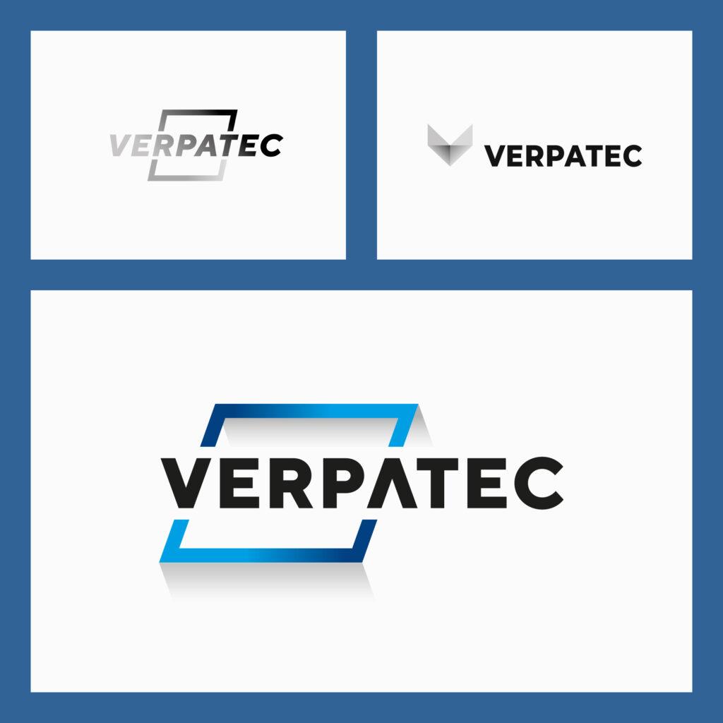 Branding Verpatec, Logoentwicklung